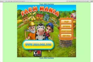 畑のゲーム