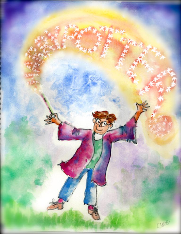 ハリー・ポッターの呪文で英語を勉強しましょう。簡単な呪文中級の呪文難しい呪文