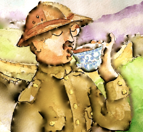 英語の紅茶のフレーズ