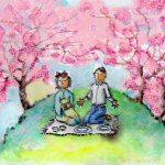桜は英語でどう表現するのでしょうか?
