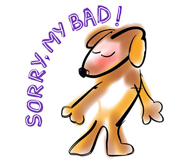 Sorry-My-Bad