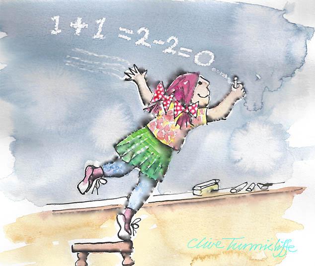 英語の算数