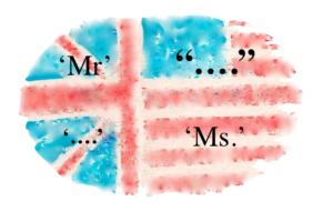イギリスとアメリカの文法の違い