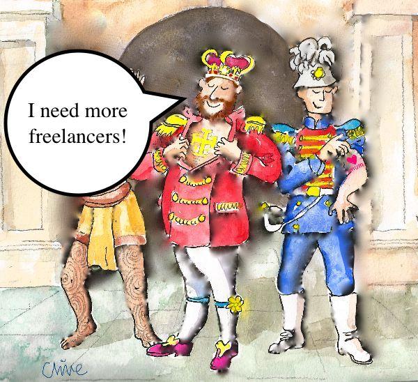 freelancerの意味と使い方